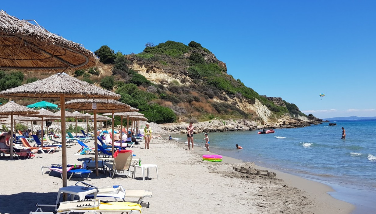 Plaja Mavratzi - Zakynthos
