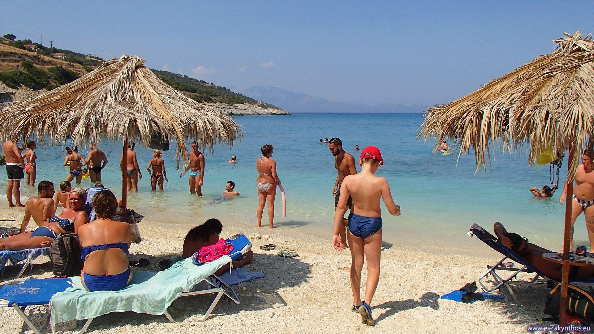 Plaja Xigia - Zakynthos