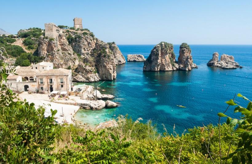 Scopello Beach - Sicilia
