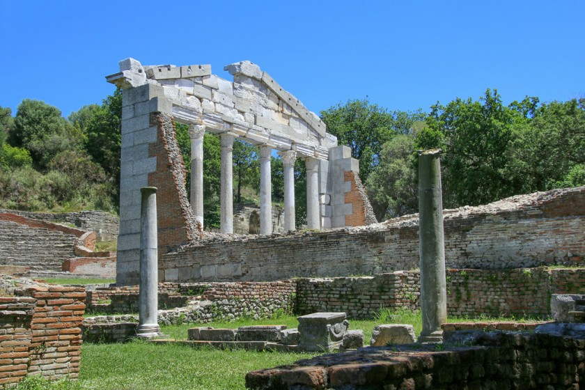 Apollonia - Albania