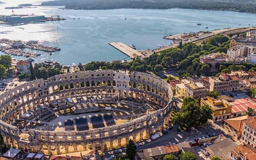 Arena Romana - Pula, Croatia