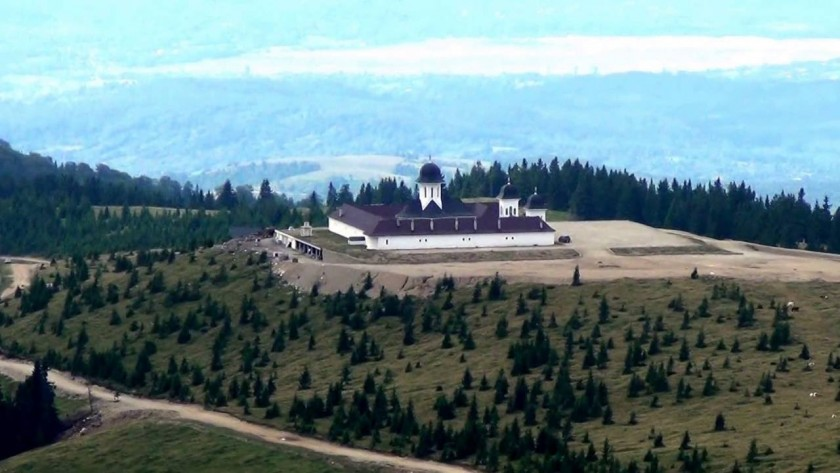 Manastirea Varful lui Roman