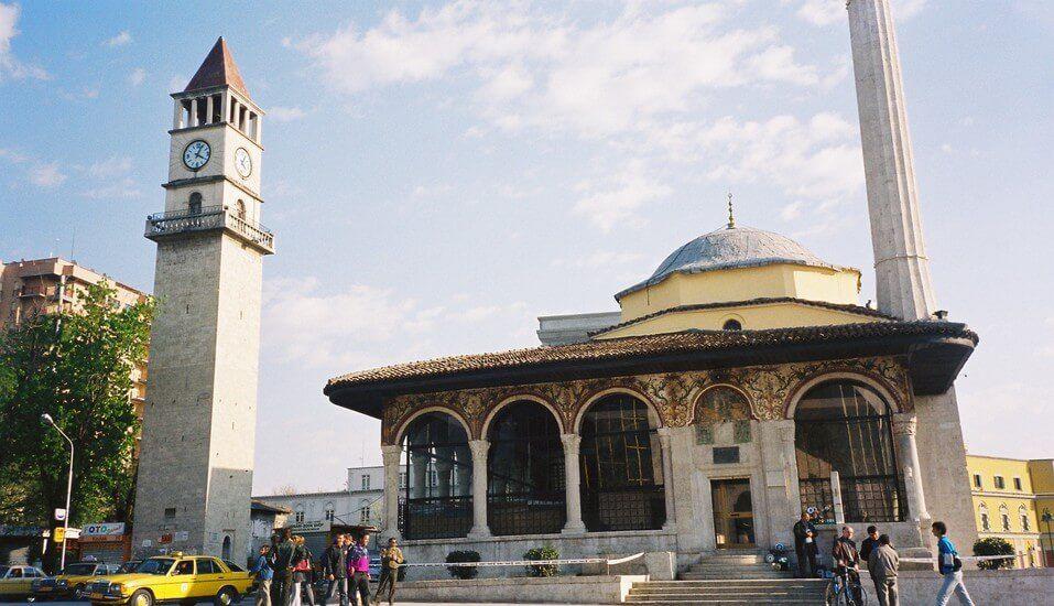 Moscheea Et'hem Bey - Tirana