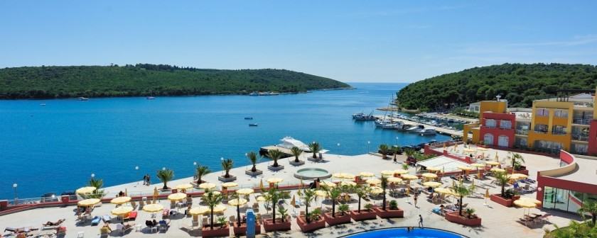 Resort del Mar - Pula, Croatia