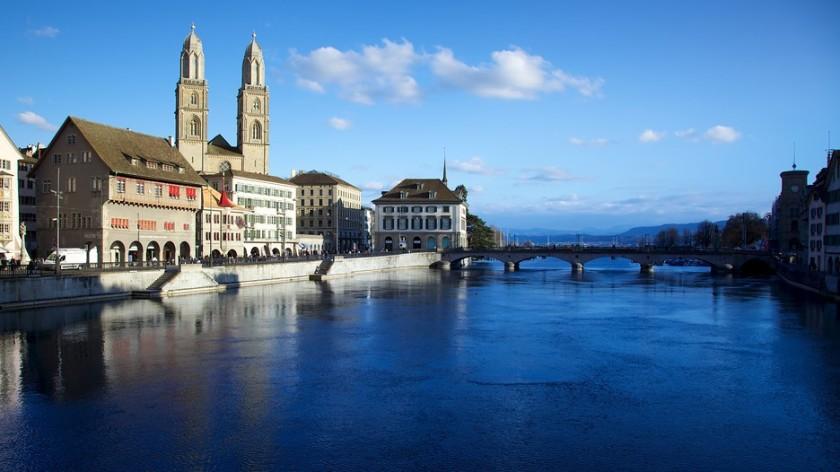 Catedrala Grossmunster - Zurich