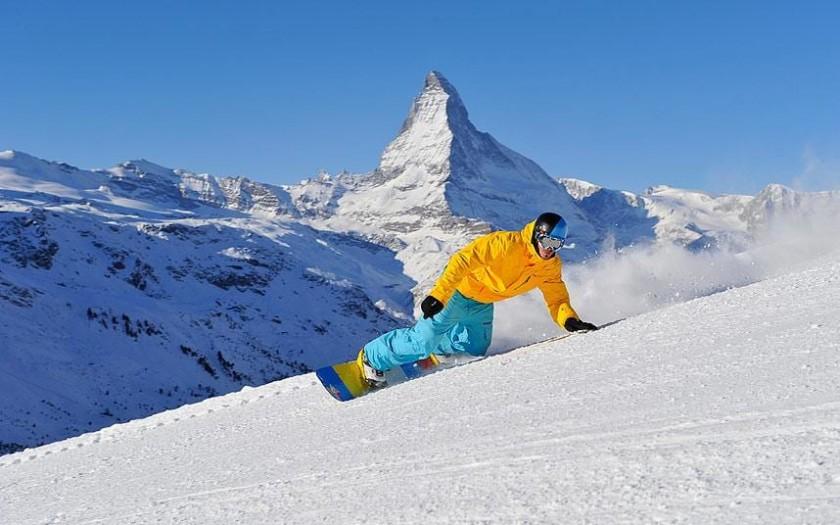 Partii de ski Zermatt, Elvetia