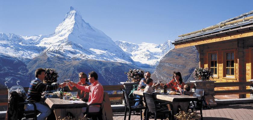 Sunnegga - Zermatt, Elvetia