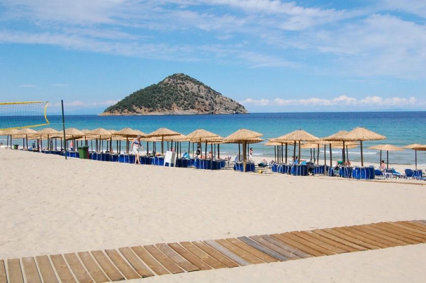 Paradise Beach - Thassos, Grecia