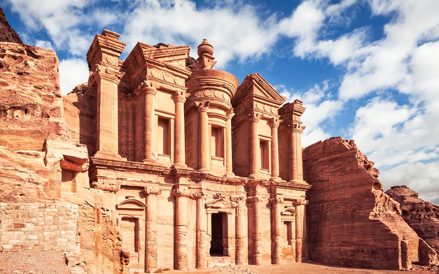 Petra - Iordania