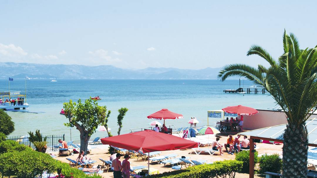 Kavos - Corfu