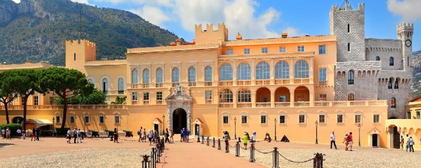 Le Palais Princier de Monaco
