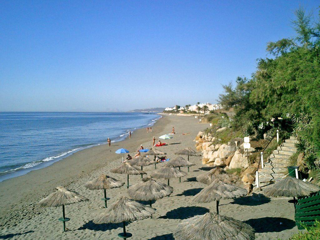 Plaja Arroyo Vaquero - Estepona, Costa del Sol