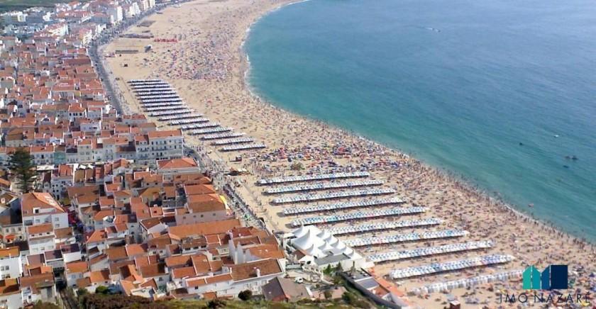 Plaja Nazare - Portugalia