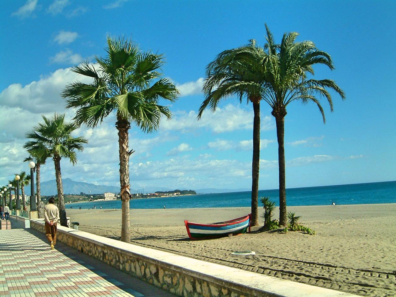 Playa de La Rada - Estepona