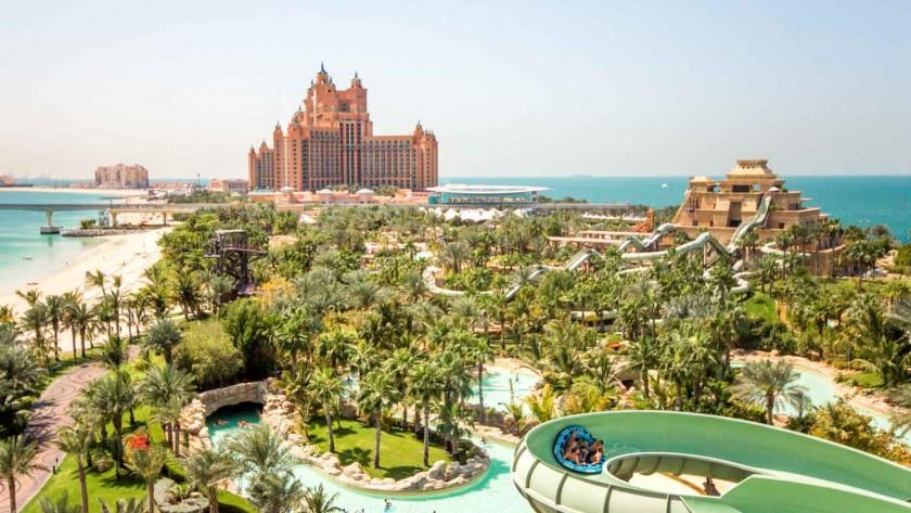 Aqaventure Waterpark - Dubai