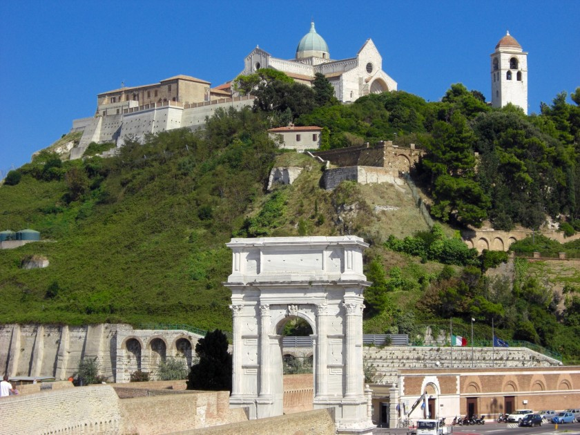 Arcul lui Traian - Ancona