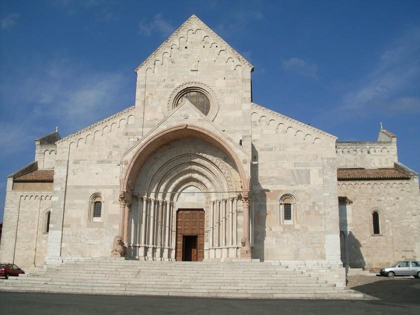 Catedrala San Ciriaco - Ancona, Italia
