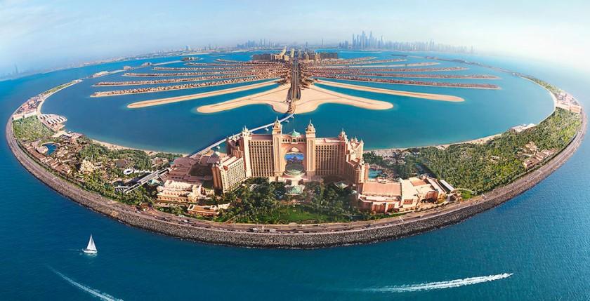 Dubai - Insula Palmier