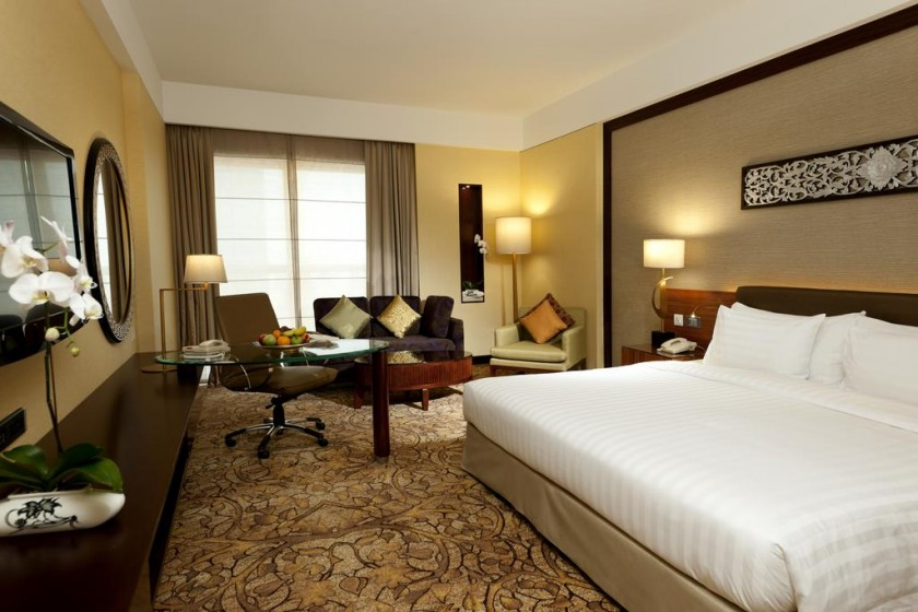 Hotel Dusit Thani - Dubai - camera