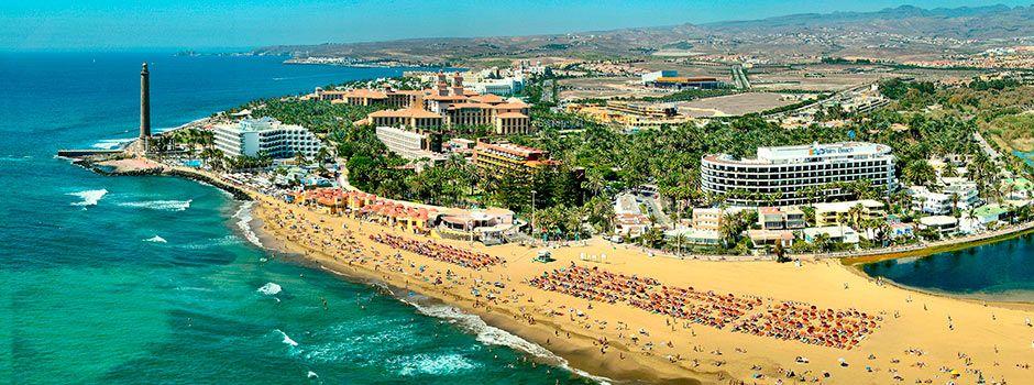 Maspalomas Beach - Gran Canaria