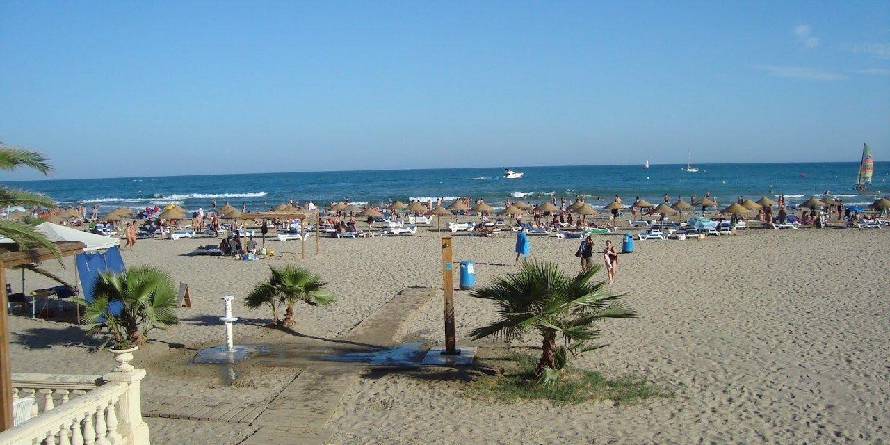 Plaja Voramar - Benicassim, Spania