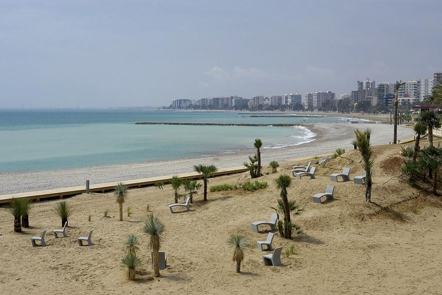 Playa Els Terrers - Benicassim