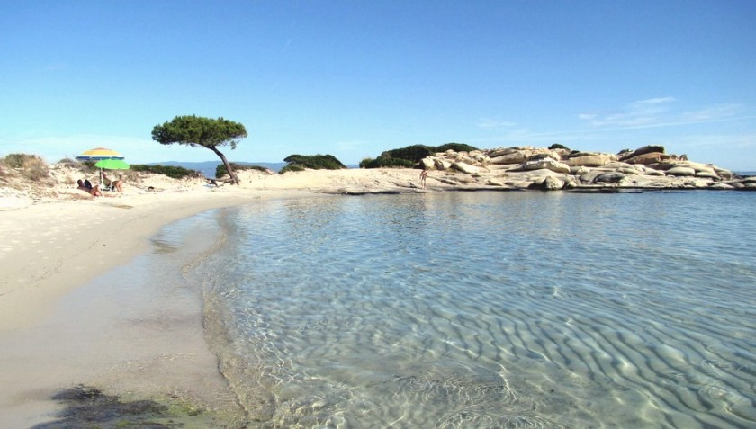 Vourvourou, Halkidiki - Plaja Karidi
