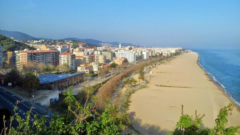 Callela - Costa Maresme, Spania