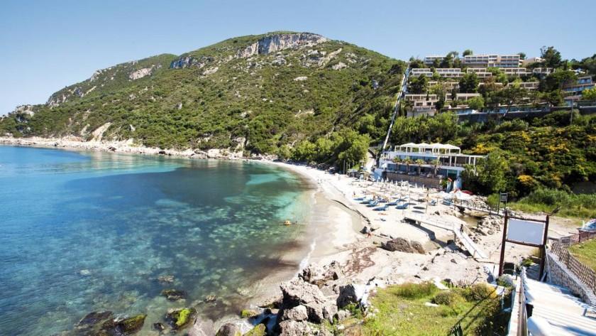 Ermones - Corfu, Grecia