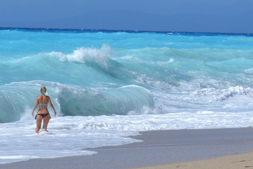 Kathisma Beach - Lefkada