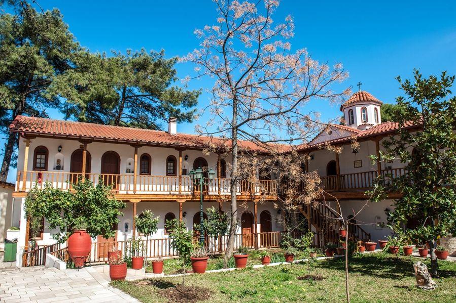 Manastirea Faneromeni - Lefkada