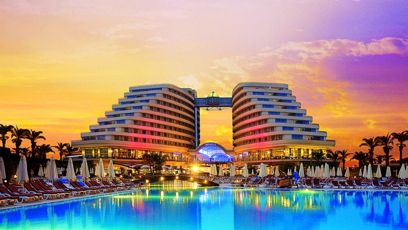 Miracle Resort - Lara, Antalia