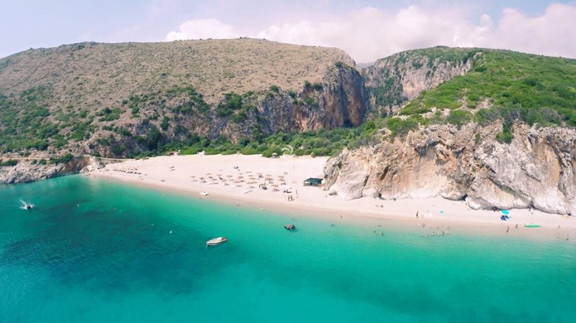 Plaja Gjipe - Dhermi, Albania