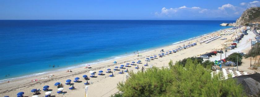 Plaja Kathisma - Lefkada