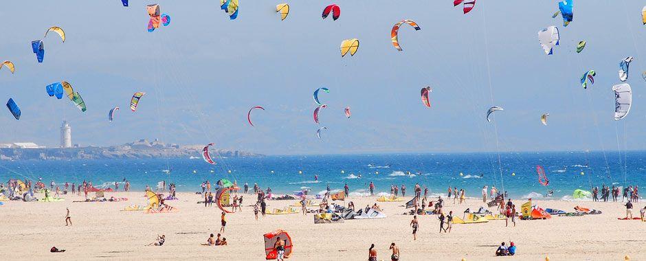 Plaja Tarifa - Spania