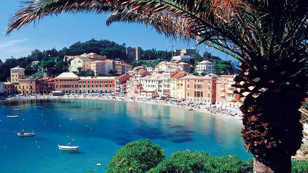 Bay of Silence - Linguria, Italia