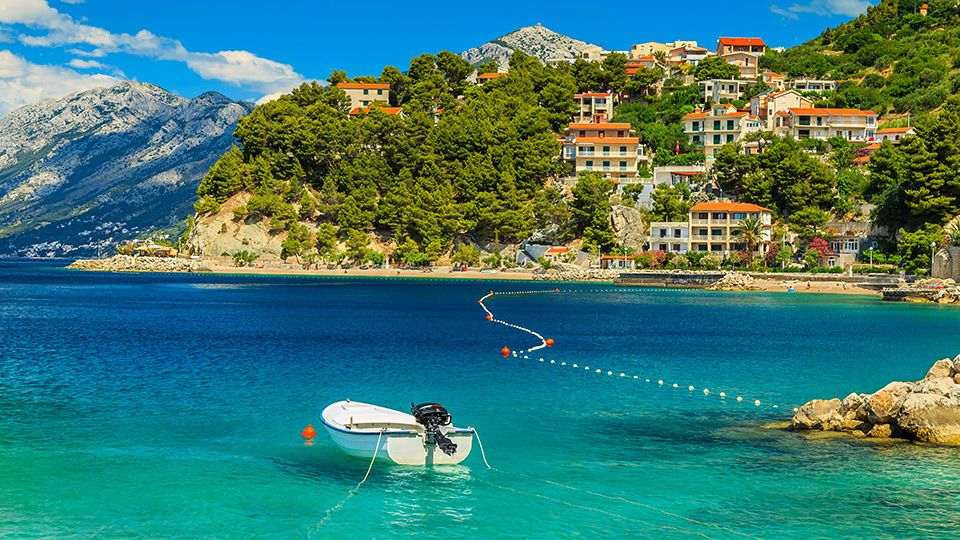 Brela - Croatia