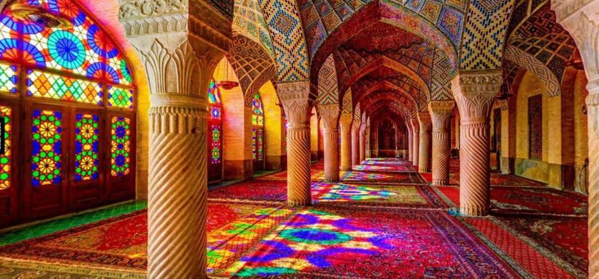 Moscheea Nasir Al-Mulk