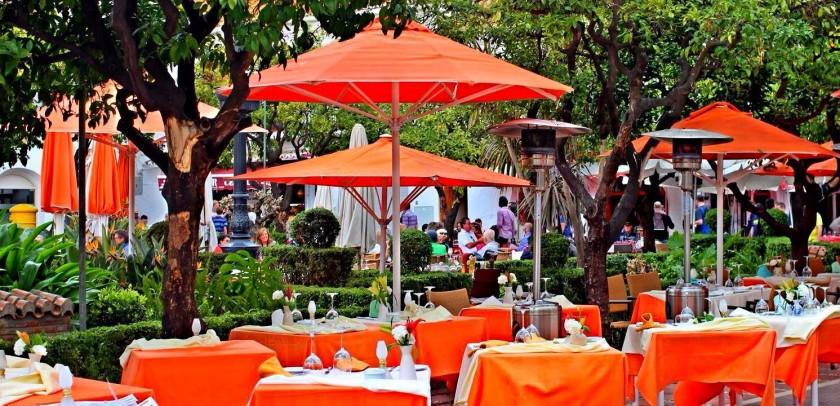Plaza de Naranja - Marbella