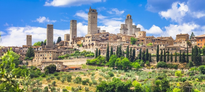 San Gimignano - Italia