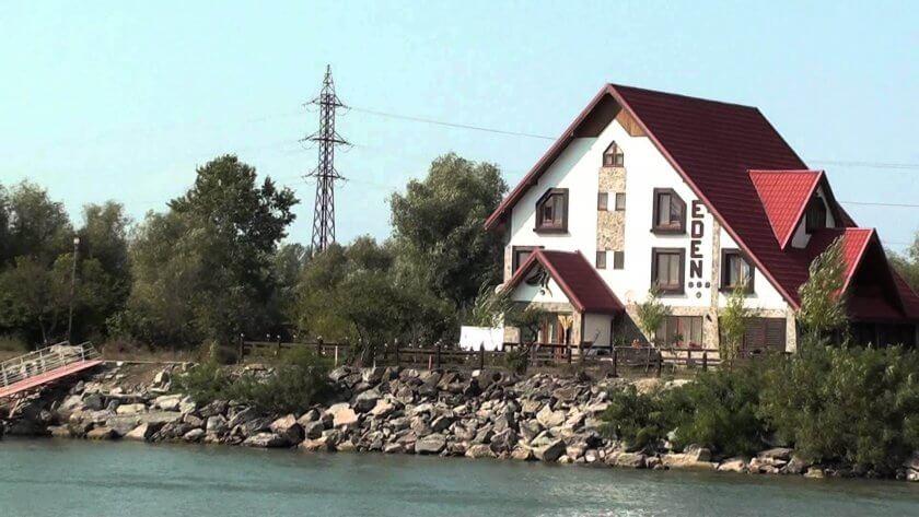 Pensiunea Eden - Crisan, Delta Dunarii