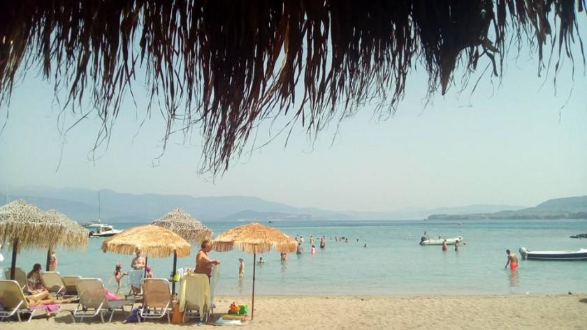 Plaja Evia - Grecia