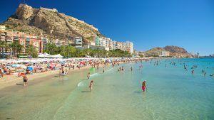 Playa del Postiguet - Alicante