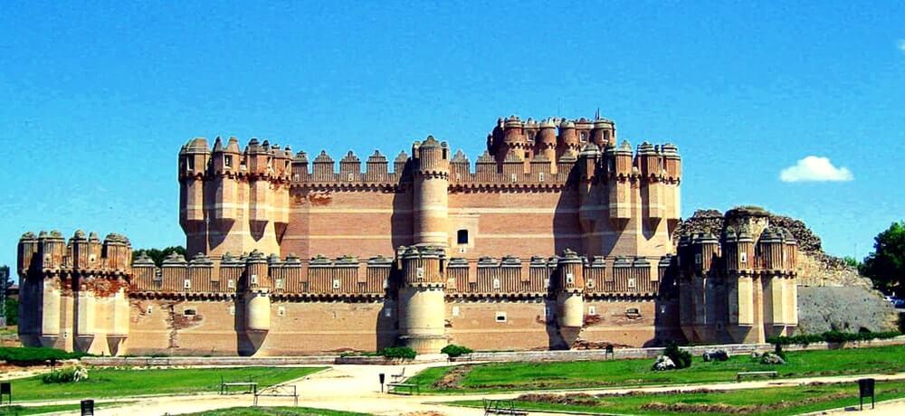 Castelul Coca - Spania