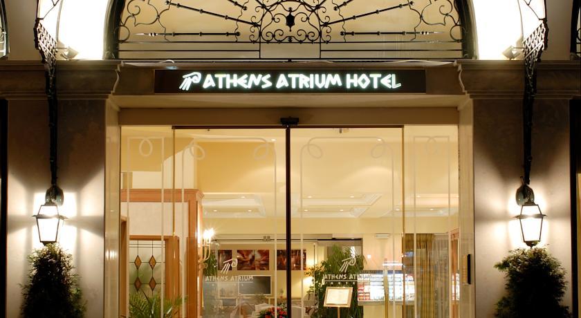 Atrium Hotel & Suites - Atena