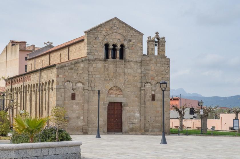 Basilica San Simplicio - Olbia, Sardinia