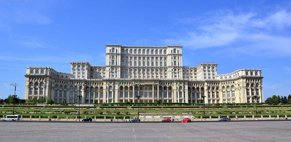 Bucuresti - Casa Poporului
