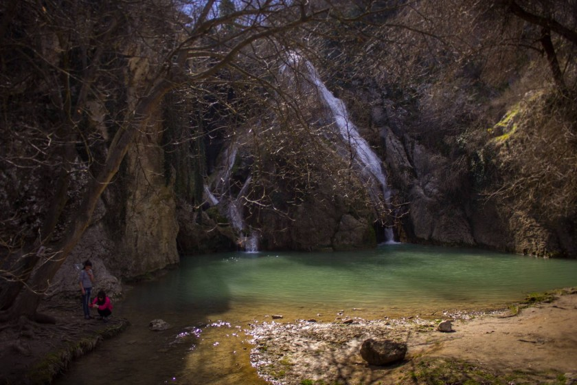 Cascada Hornitsa - Bulgaria
