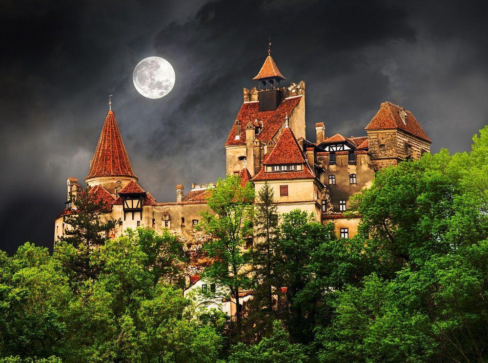 Castelul Bran - loc de legende