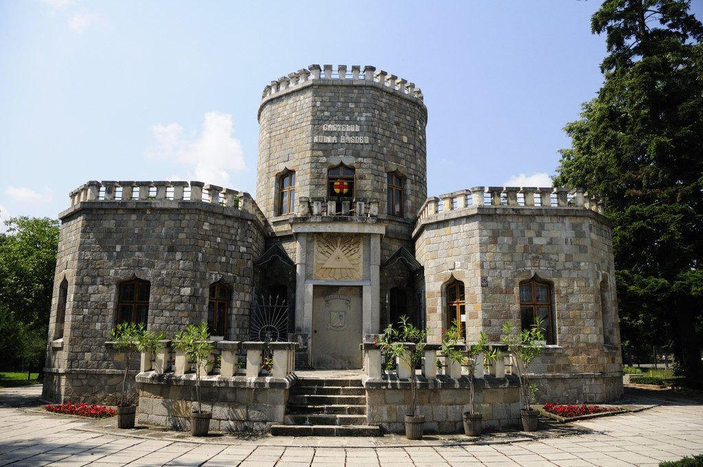 Castelul Iulia Hasdeu - Campina